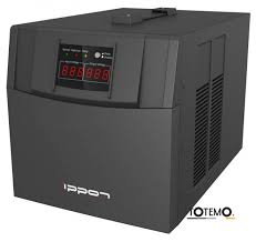 Купить <b>AVR</b>-<b>3000</b> — <b>стабилизатор</b> напряжения <b>Ippon AVR</b>-<b>3000</b>