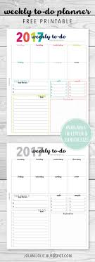 best ideas about weekly planner printable weekly printable weekly to do planner insert