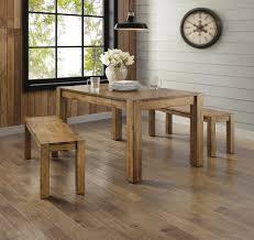 garden pc wooden dining set