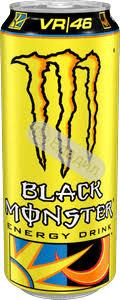 <b>Напиток энергетический Black</b> Monster Energy The Doctor, 0,449 л ...