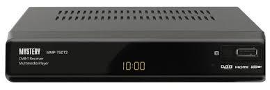 TV-<b>тюнер Mystery MMP</b>-<b>75DT2</b> — купить по выгодной цене на ...