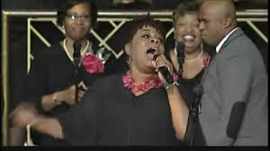 """<b>Jesus Is My Rock</b>"" Gaye Arbuckle & Women's Day Choir - YouTube"