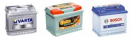 Аккумуляторы автомобильные в интернет магазине