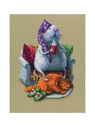 <b>Набор для вышивания РТО</b> 9551902 в интернет-магазине ...