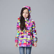 waterproof child coat windproof sporty girls jackets warm children outerwear clothing for kids outfits 3 12 years old