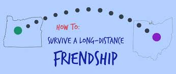Friends in All the Far Places: 8 Tips for Surviving a Long ... via Relatably.com