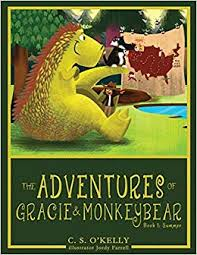 The Adventures of Gracie and <b>MonkeyBear</b>: Book 1: Summer (The ...