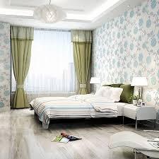<b>PAYSOTA</b> 3 D Pastoral Flower Stereo Non-woven Wallpaper ...