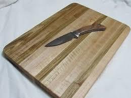 FRANKIE <b>WAFFLES</b> solid maple edge grain <b>cutting</b> board | eBay