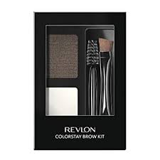 Revlon ColorStay Brow Kit 102 Dark Brown : Beauty - Amazon.com