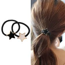 M MISM <b>Fashion Hair</b> Accessories Mini <b>Pearls</b> Scrunchies <b>Hair</b> ...