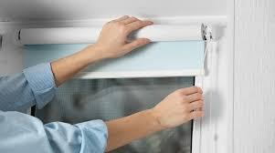 Как крепить рулонные <b>шторы</b> на пластиковые окна: правила ...