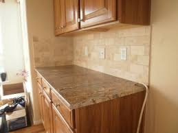 limestone tiles kitchen: appealing natural stone marvellous natural stone tile kitchen cabinets cream limestone color kitchen backsplash subway pattern backsplash brown wooden kitchen cabinets stainless steel knobs brown marble countertop natural sjpg