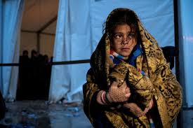 Image result for child refugees in europe