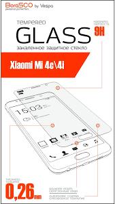 Защитное стекло <b>BoraSco</b> для <b>Xiaomi Mi</b> 4i глянцевое - ответы на ...