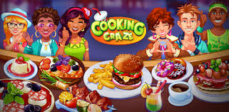 Cooking Craze: Restaurant Game - Apps on Google Play