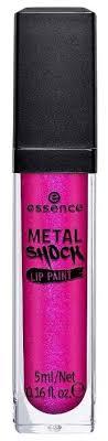Essence Жидкая <b>помада для губ Metal</b> Shock Lip Paint — купить ...