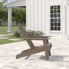 Ridgeline <b>Solid</b> Wood Folding <b>Adirondack Chair</b> & Reviews | Birch ...