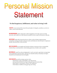 a personal mission statement get a custom high quality essay here stevekeating me