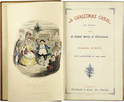 A Christmas Carol - Illustrated by Arthur Rackham