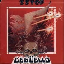 <b>ZZ Top</b> - <b>Degüello</b> (1979, Vinyl) | Discogs