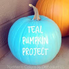 Image result for teal pumpkin project