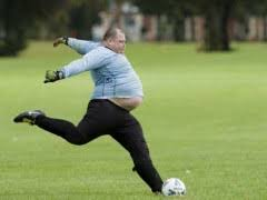 Fat Soccer Player Meme | WeKnowMemes via Relatably.com