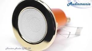 <b>Встраиваемая акустика Monitor Audio</b> CPC 120 - YouTube