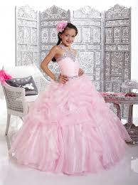 <b>New Arrival Beautiful Pink</b> Cute Princess Ball Gown Lovely Flower ...