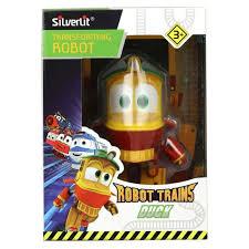 Купить <b>трансформер Silverlit Robot Trains Трансформер</b> Утенок ...