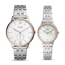 <b>Men's Stainless Steel</b> Watches - Fossil Malaysia