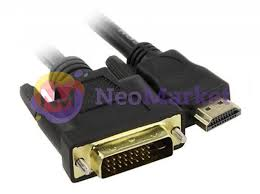 <b>Аксессуар TV-COM HDMI</b> M to DVI-D M 3m LCG135E-3M, цена 20 ...