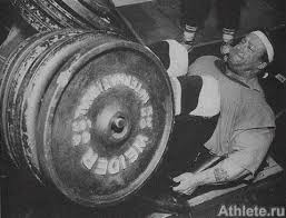 Image result for dorian yates off season