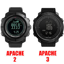NORTH EDGE <b>Men's sport Digital watch</b> Hours Running Swimming ...