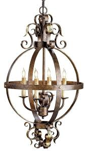 wrought iron french country chandelier amelie distressed chandelier perfect lighting