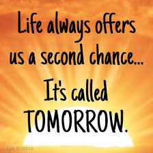 Image result for second chance quotations