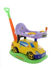 """Автомобиль-<b>каталка</b> """"<b>Пикап</b>"""" многофункциональный (жёлтый ..."""
