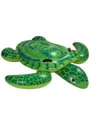 "<b>Надувная игрушка</b>-наездник 150х127см ""<b>морская</b> черепаха лил ..."