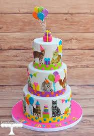 Craftsy.com | <b>Neon</b> cakes, Birthday cake for <b>cat</b>, Cake - Pinterest