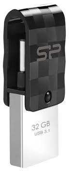 Флешка <b>Silicon Power Mobile</b> C31 32GB — купить по выгодной ...