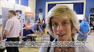 deaf disabled careers fair a huge success deaf unity