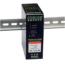 <b>48V 240W DIN Rail</b> Industrial Pwr Supply