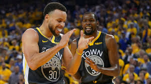 NBA playoffs: Warriors take two-game series advantage over Rockets