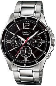 <b>Мужские часы Casio</b> (Casio) - купить по доступной цене | Каталог