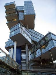 Nord LB Building Hannover Germany  T