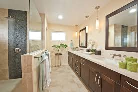 magnificent feiss in bathroom transitional with marble shower wall next to pendant light over sink alongside shower with half wall and towel rack bathroom vanity pendant lights bathroom pendant lighting