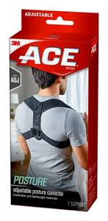 ACE™ <b>Posture Corrector</b>, One Size - <b>Adjustable</b>