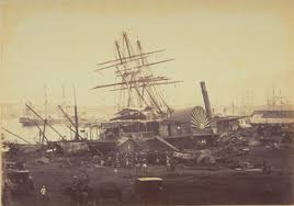 「1864 – The Indian city of Calcutta is almost totally destroyed by a cyclone」の画像検索結果