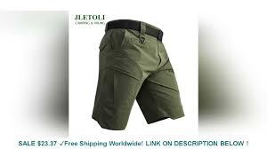 $23.37 JLETOLI <b>Summer</b> Quick drying Hiking <b>Shorts</b> Travel Multi ...