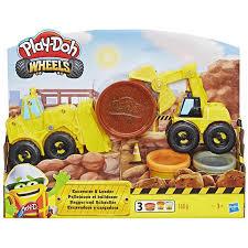 Игровой набор с пластилином <b>Hasbro Play</b>-<b>Doh Экскаватор</b> E4294